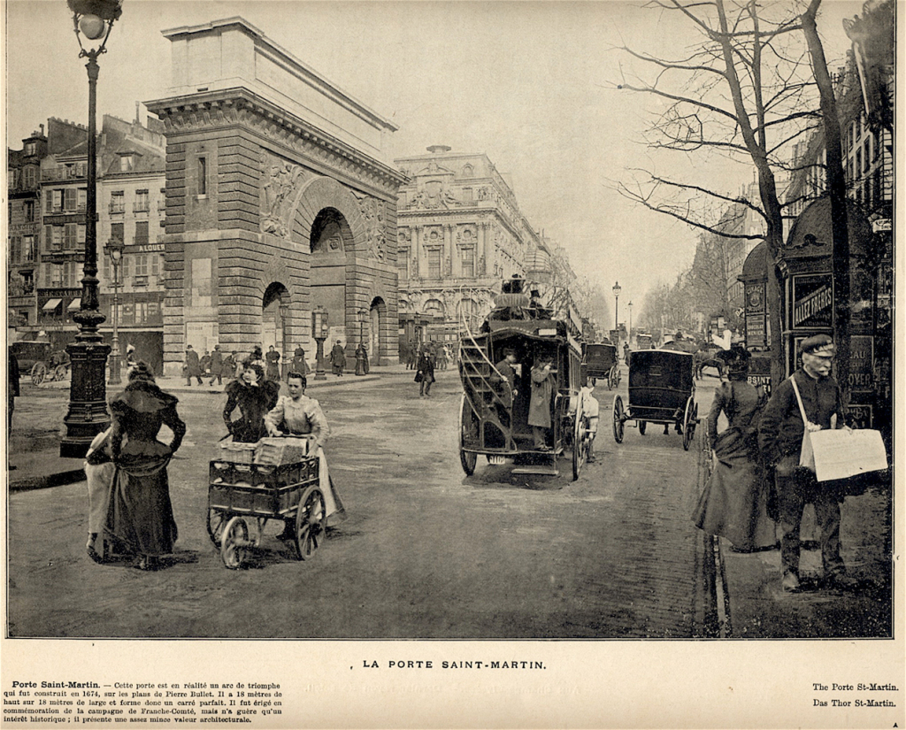 Porte Saint Martin copia