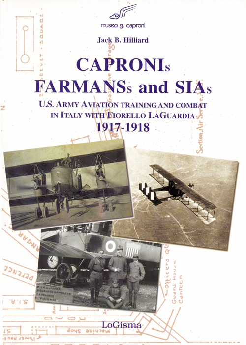 J.B. Hilliard_Capronis Farmans and SIAs