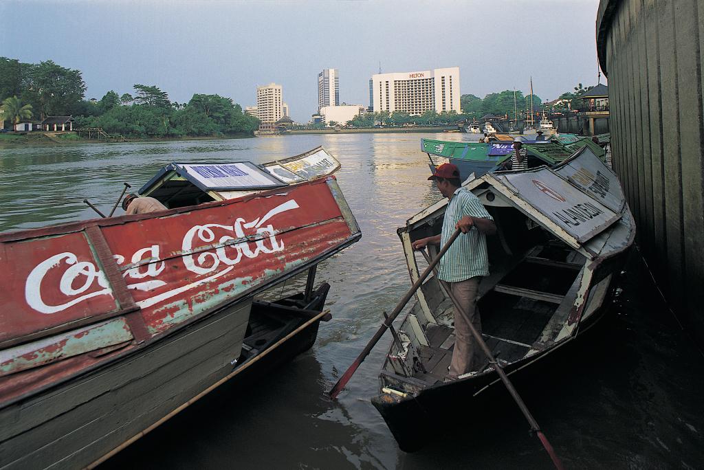 Kuching • Malaisian Borneo