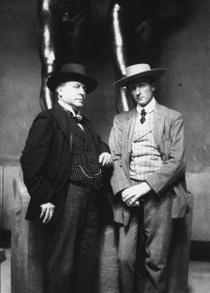 Andersen con Herny James