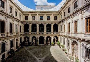 THE COLLECTIONS OF THE PALAZZO ALTEMPS IN ROME