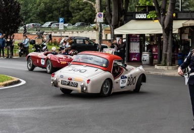 THE MILLEMIGLIA 2019 IN FLORENCE