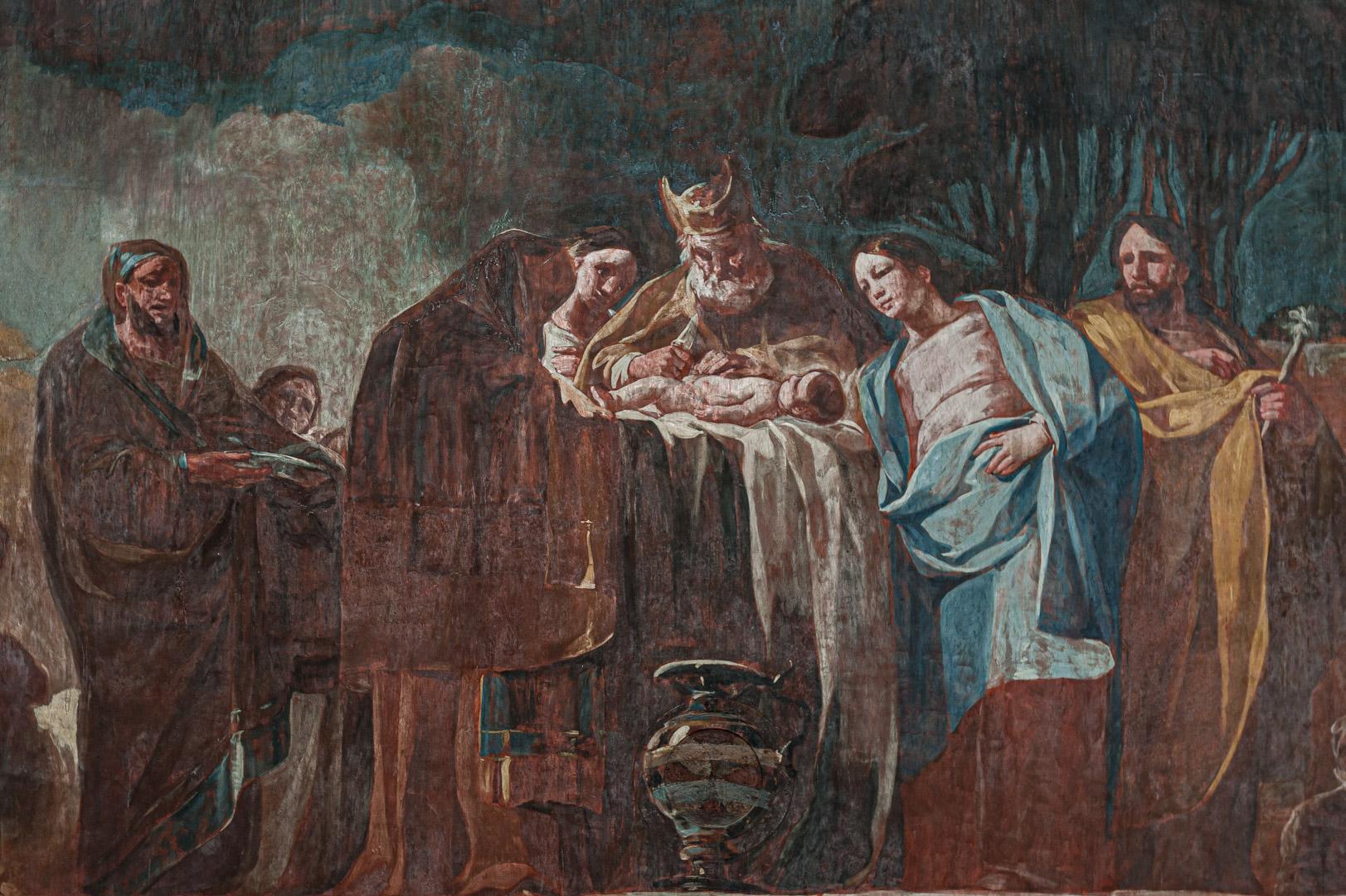 La Circuncisión (305 x 1.025 cm)