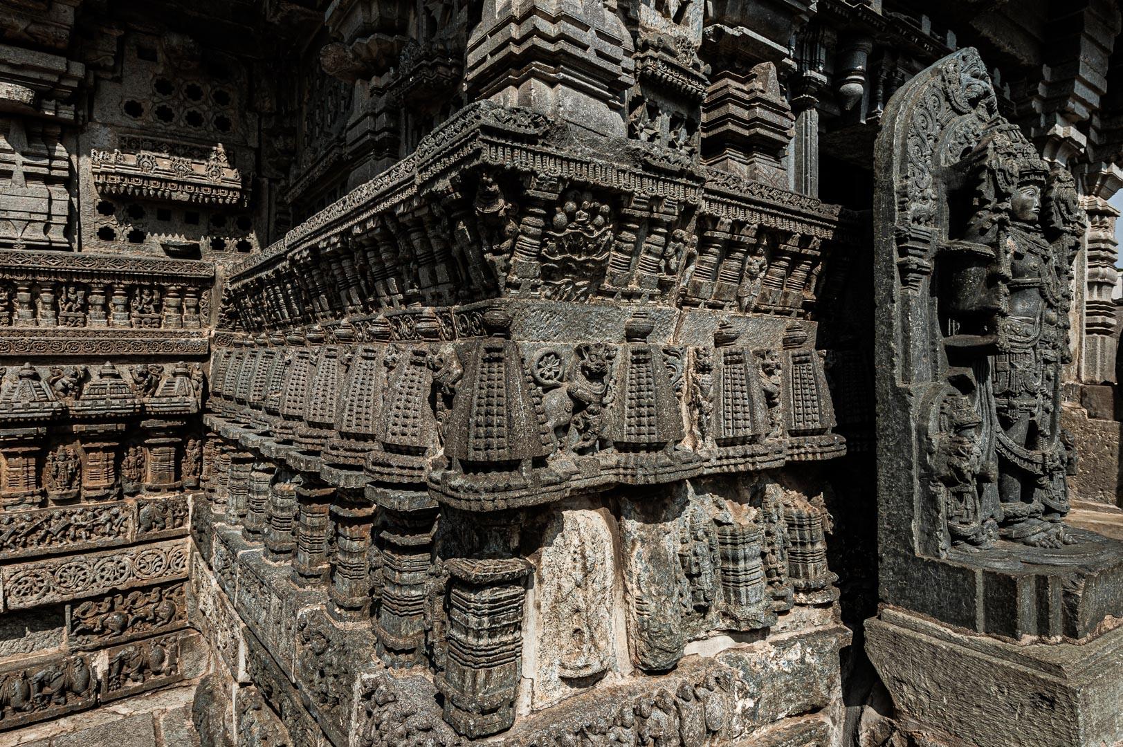 Somnathpur, Karnataka • India: Keshava Temple