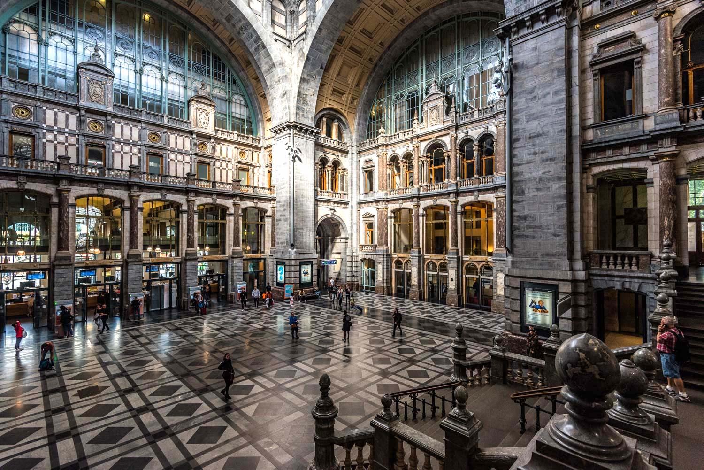 Antwerpen- Centraal, Belgium